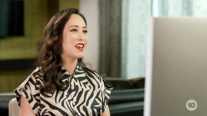 'Junior MasterChef Australia' judge Melissa Leong on 'The Project'