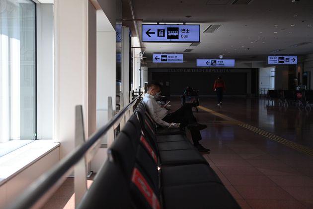 羽田空港(撮影日:2020年10月02日)