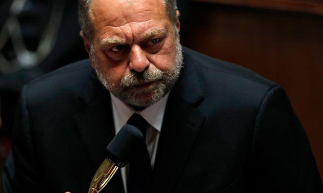 Conspué par les magistrats, Éric Dupond-Moretti (ici le 8 juillet à l'Assemblée...
