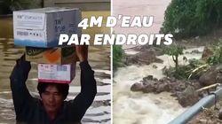 Des inondations monstres au Vietnam font au moins 17 morts, des milliers de familles