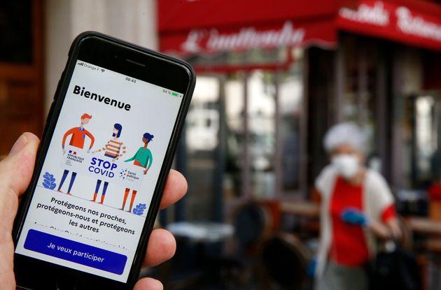 Le Premier ministre Jean Castex a annoncé ce 12 octobre qu'une nouvelle version de l'application...