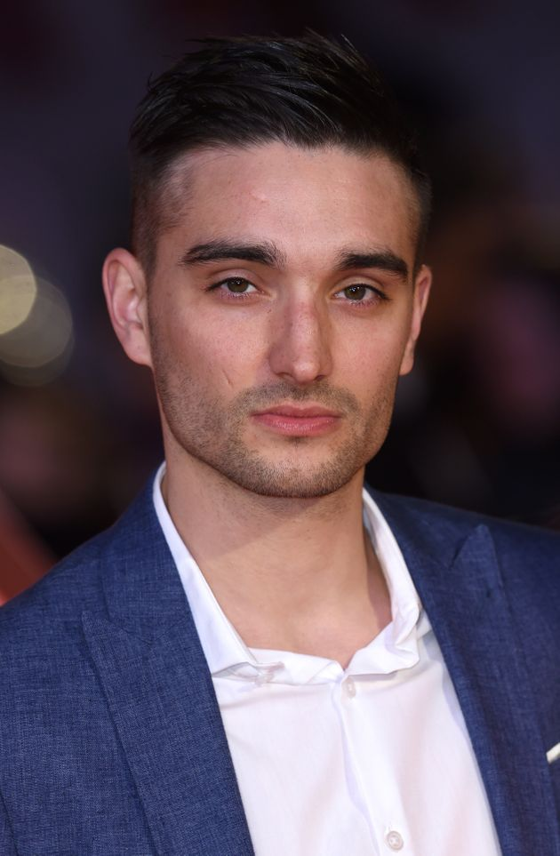 Tom Parker has been diagnosed with an inoperable brain