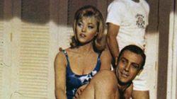 Ancienne James Bond girl, l'actrice Margaret Nolan est
