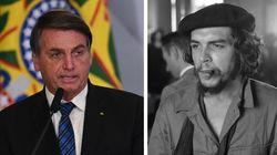 Bolsonaro su Che Guevara: