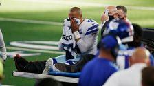 , NBC Analyst Tony Dungy Calls Dak Prescott's Horrific Ankle Break 'Blessing In Disguise'