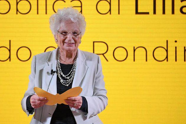 """Grazie Liliana Segre per averci raccontato la sua """"piccola vita"""