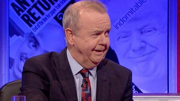 Ian Hislop on Have I Got News For