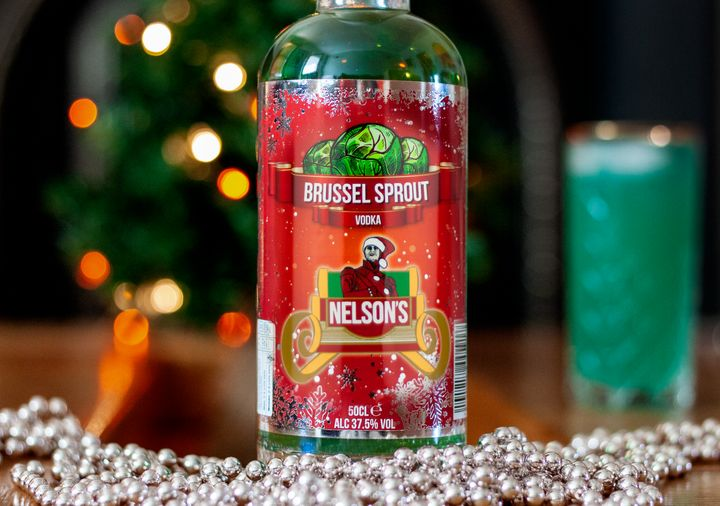 Nelson's Brussels Sprout Vodka