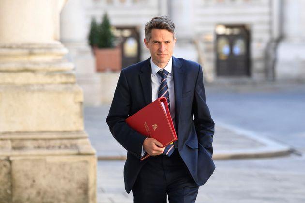Secretary of State for Education Gavin