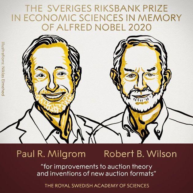 Νόμπελ Οικονομίας: Στους Πολ Μίλγκρομ και Ρόμπερτ Γουίλσον για την επινόηση νέων μορφών