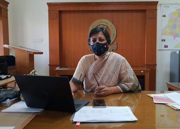 Punjab Chief Secretary Vini