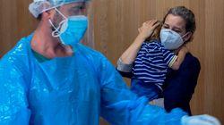España registra 27.856 contagios y 195 fallecidos durante el fin de