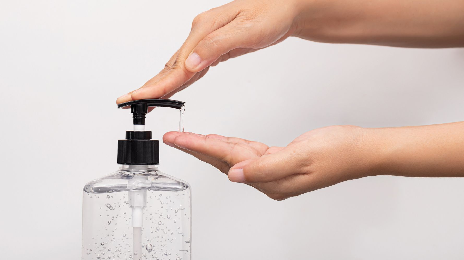 Why Does Hand Sanitizer Smell Like Tequila Or Vodka? (Hint: It Shouldn't.)