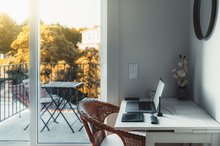 Create a cozy work-from-home office this Prime Day with deals on office chairs, desks, monitors and more.