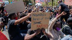 「レイプ犯の国」女性に対する暴力への抗議がナミビアで加熱。22歳女性とみられる遺体発見がきっかけに