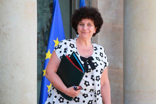 La ministre de l'Enseignement supérieur et de la Recherche Frédérique Vidal...