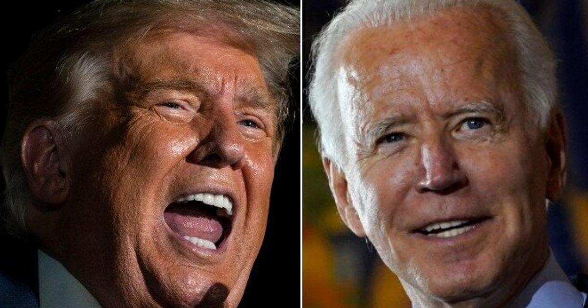 Biden Trolls Trump With Spoof COVID-19 Plan Website