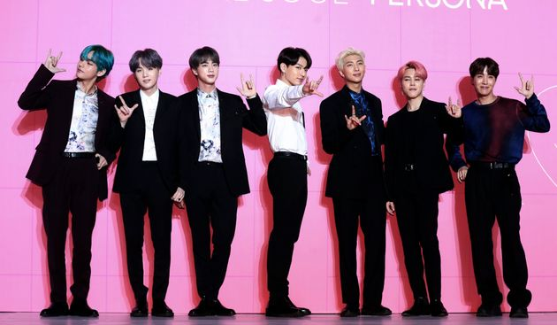 China Responds To Reports Of BTS Facing Backlash Over Korean War