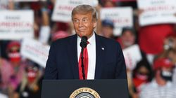 Trump Promises 'Big Fat To Kiss' To Everyone At First Rally Since Covid-19