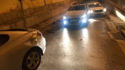 Καταδίωξη-θρίλερ με τραυματίες αστυνομικούς στον Νέο