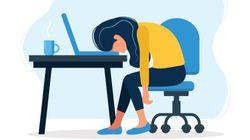 """45% des salariés se sentent """"plus fatigués physiquement et psychologiquement"""" qu'avant le"""