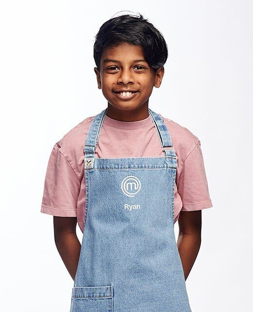 'Junior MasterChef Australia' contestant Ryan