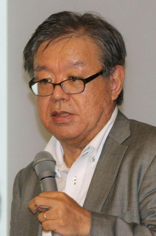 村井純・慶応大教授