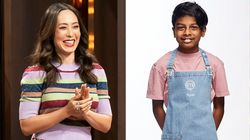 Junior MasterChef's Ryan Connected With Judge Melissa Leong For This Beautiful