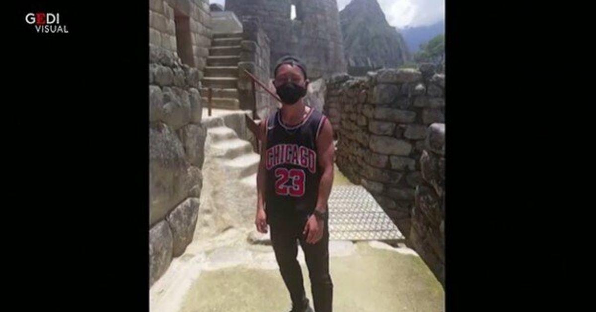 Machu Picchu riapre, ma solo per un turista