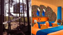 7 Weird And Wonderful Hotel Rooms For Truly Unusual