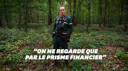Pourquoi ce garde forestier s'inquiète pour sa profession et la