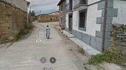 El hallazgo más loco en Google Maps en un pueblo de Zamora: una escena