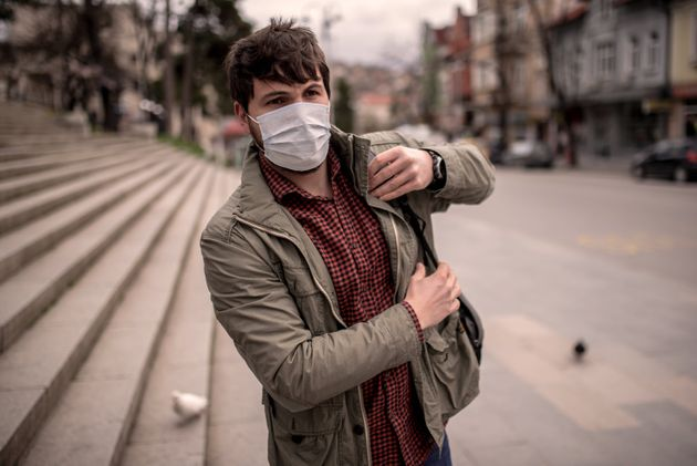 Why Masks Are Unlikely To Be Made Mandatory Outdoors In The UK