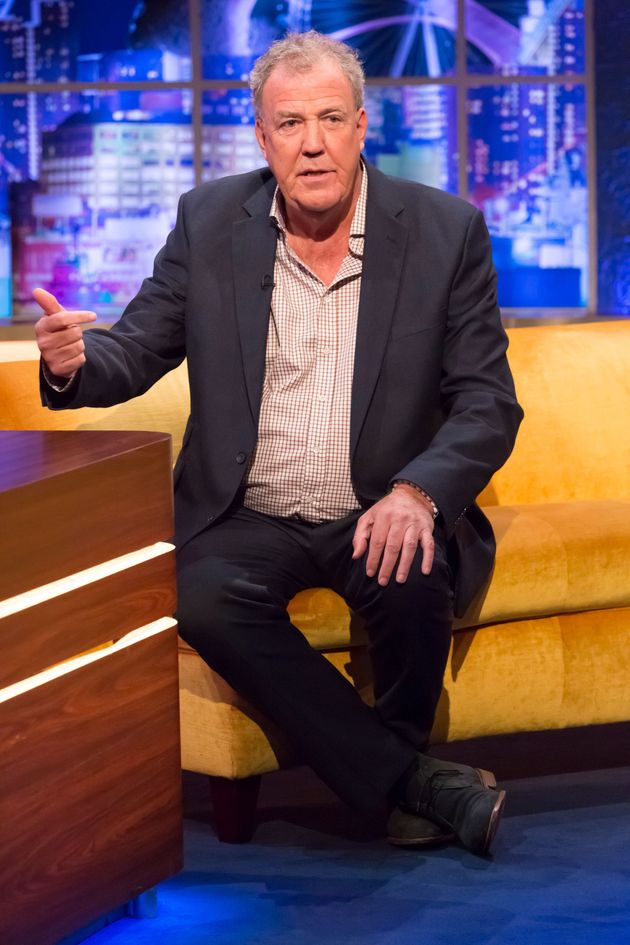 Jeremy Clarkson Attacks Nicola Sturgeon In Rant About Covid Restrictions During Grand Tour Filming