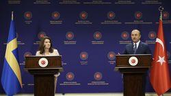 «Θίχτηκε» ο Τούρκος ΥΠΕΞ όταν η Σουηδή ομόλογός του επέκρινε την Τουρκία για τη Συρία και την