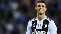 Cristiano Ronaldo, positivo por