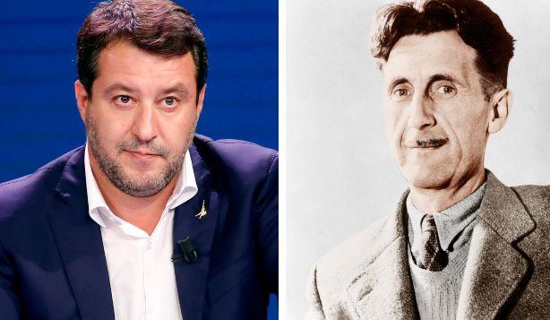 Matteo Salvini; George