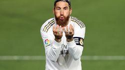 La foto que inquietará a Sergio Ramos tras el positivo de Cristiano