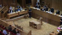 Δίκη Χρυσής Αυγής: Το μεσημέρι της Τετάρτης η απόφαση του δικαστηρίου για τις