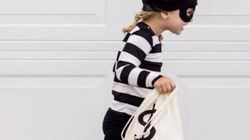 Raid Your Closets To Rustle Up These Last-Minute Kids' Halloween