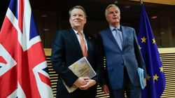 Brexit Talks Back On Days After Boris Johnson Told UK To Prepare For No