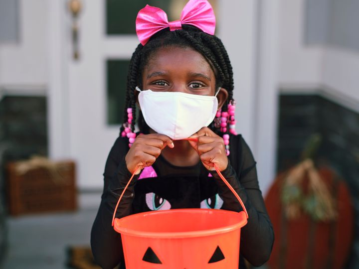 Families share some of their creative ideas for celebrating Halloween 2020.
