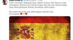 La implacable respuesta a este tuit de Albert Rivera lleva más de 5.000 me gusta en un