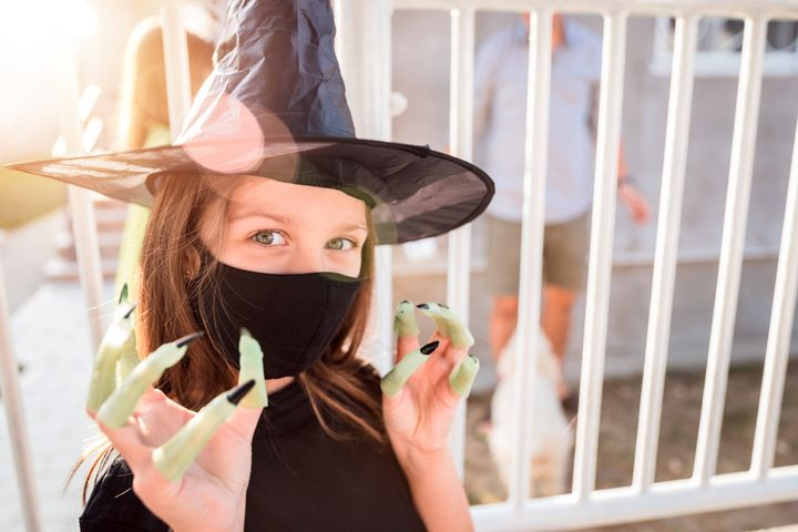 The federal government said Tuesday that Halloween is not canceled, but that public health protocols will be more important than ever.