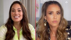 Jessica Alba And Ashley Graham Get Real About Mum Shamers With Jada Pinkett