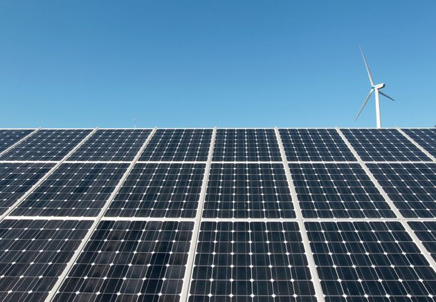 Solar energy is set to dominate new energy production in the next 10 years, with wind close