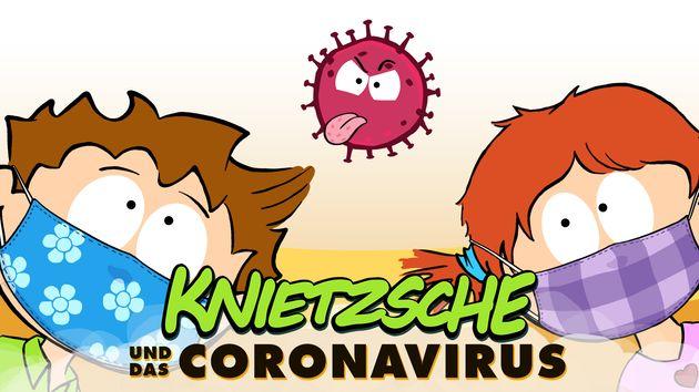 Knietzsche und das Coronavirus(vision X Film- und Fernsehproduktion