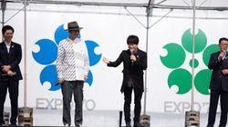 コブクロ、大阪万博のテーマ曲に 路上ライブから世界へ