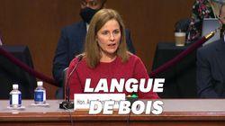 IVG, armes, Obamacare... Amy Coney Barrett est restée ambigüe sur ces sujets