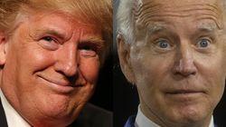 Trump manda a Biden